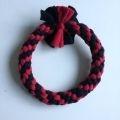 Ring L Rood Zwart