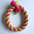 Ring L Lime Roze