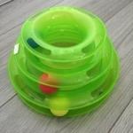 Speeltoren groen