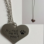 Ketting you had me at woof