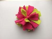 Frutselbal lime roze