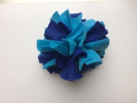 Frutselbal blauw
