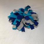 Snuffelmat S blauw grijs