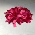 Snuffelmat M rood roze