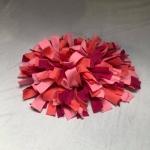 Snuffelmat M zalm roze rood