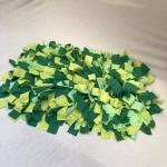 Snuffelmat L groen